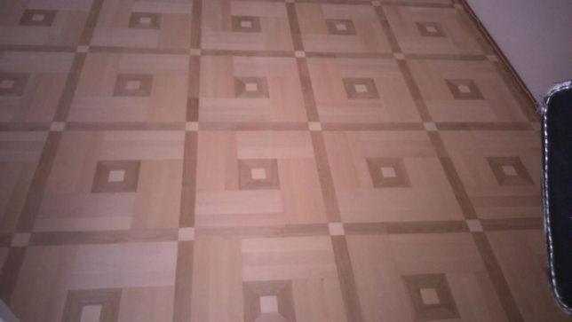 Cyklinowanie bezpyłowe i układanie parkietu mozaiki