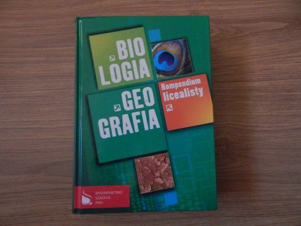 Kompendium licealisty geografia, biologia nowa
