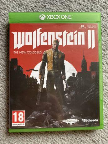 XBOX ONE gra Wolfenstein II