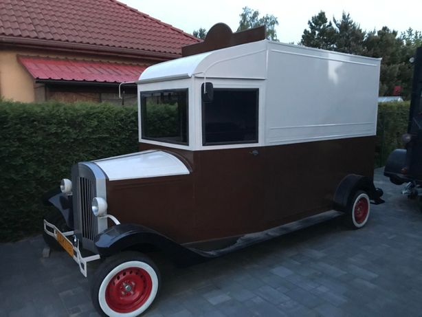 Food Truck/kontener/budka/retro
