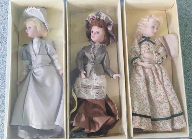"""Куклы из серии """"Дамы эпохи"""""""