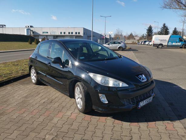 Peugeot 308 benzyna/gaz