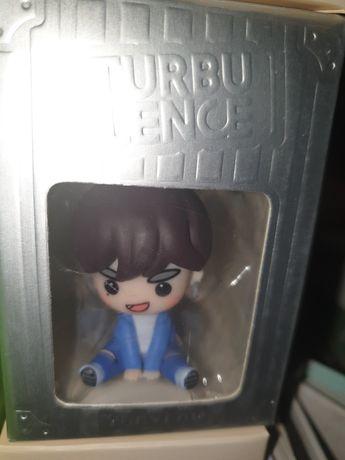 Kpop got7 yugyeom gotoon turbulence figurka unikat