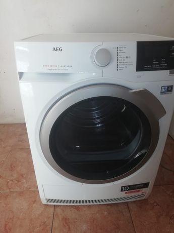 Máquina secar Roupa AEG 8000 séries A++