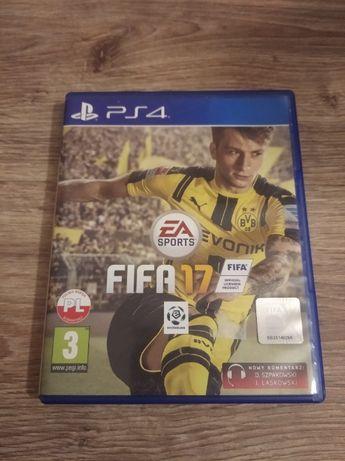 Gra PlayStation 4 FIFA 17 PL PS4