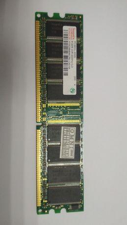 DDR1 512MB 400MHz рабочая