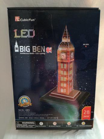 Puzzle LED 3D BigBen