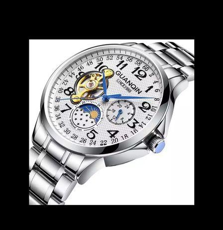 Zegarek mechaniczny automatyczny