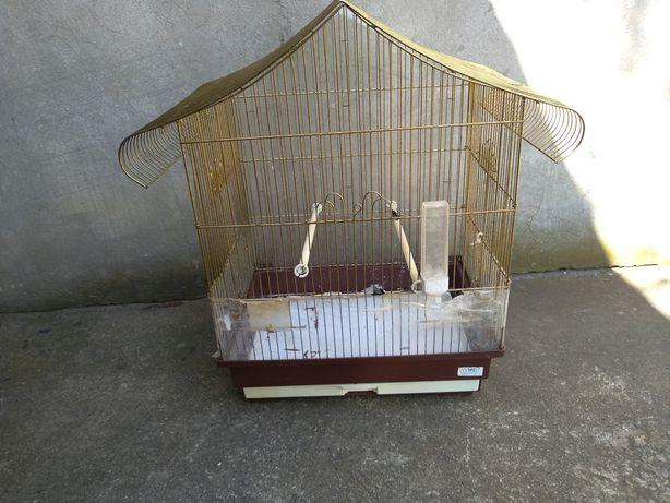 Klatka dla ptaków kanarków chomika