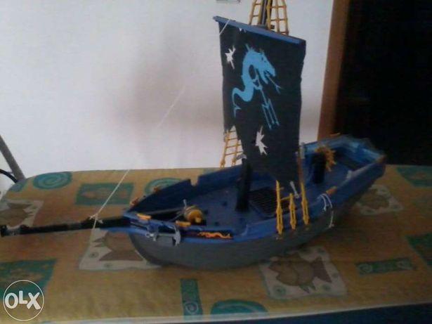 Barco PLaymobil de Piratas
