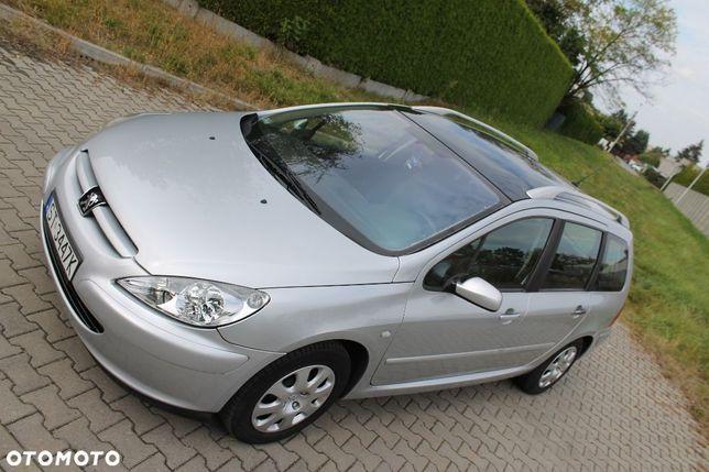 Peugeot 307 1.6 Benzyna / Instalacja Lpg Gaz / Klimatronic /
