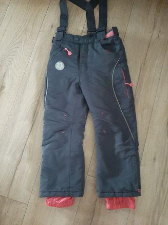 Spodnie narciarskie 116cm smyk.Rezrwacja