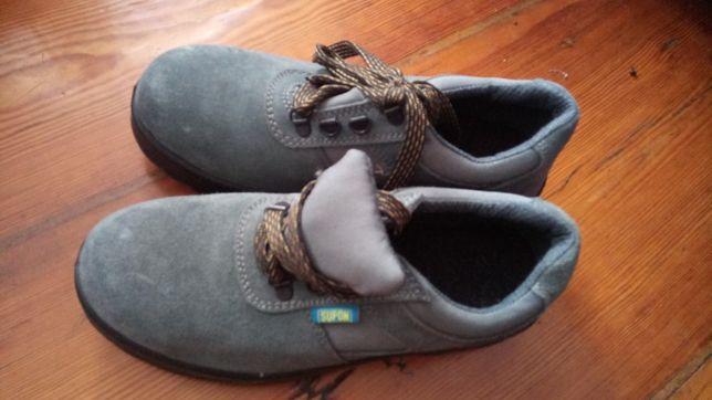 Buty robocze nowe supon 41 metalowe czubki