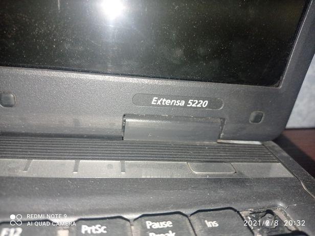 Обміняю ноутбук  працює від мережі, нема акамулятора