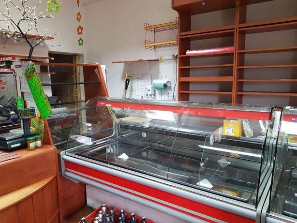 Chłodnia lada chłodnicza sklep spożywczy wyposażenie
