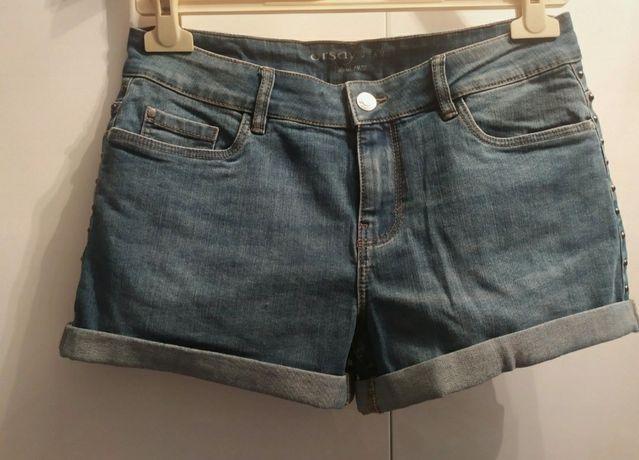 Spodenki jeansowe Orsay