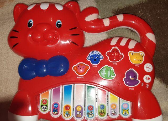 Музыкальный,  развивающий,  пианино