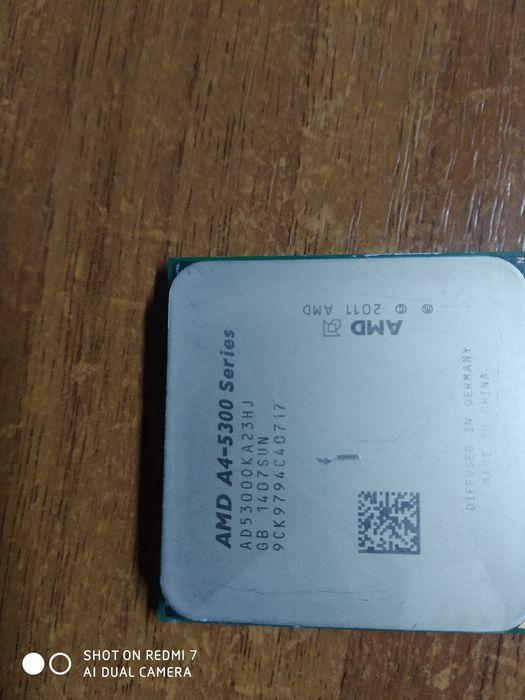 Процессор AMD A4 5300 series Херсон - изображение 1