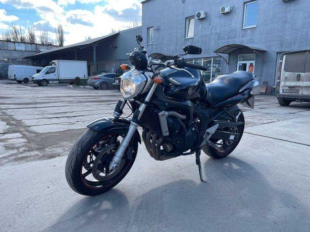 Продам свой Yamaha FZ 6 (фазер) на укр. регистрации.