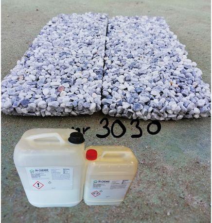 (112 zł/m2) Kamienny dywan Bardiglio na 39 m2 z gwarancją 100% UV