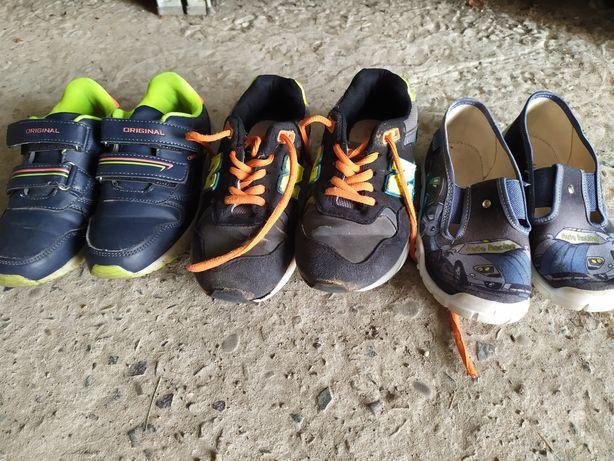 Взуття осіннє- недорого 30-31р.