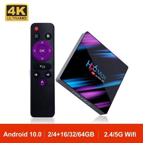 H96 Max 4GB 32 GB TV Box Android 10