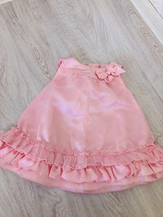 Платье для девочки на годик Мукачево - изображение 1
