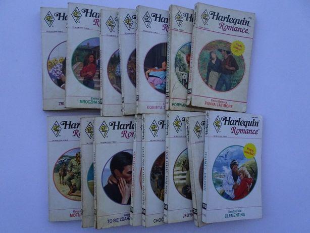 Harlequin Romance/Harlekiny