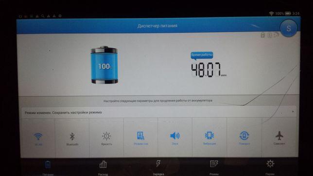 Планшет Lenovo yoga b8000 экран
