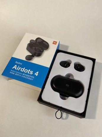 Беспроводные наушники  Airdots 4 Pro Черный