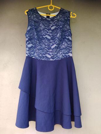 Sukienka okazyjna rozmiar L