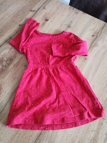Sukienki 98, po 12 zł szt
