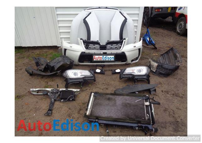 Subaru Forester, levorg, outbask, xv, impreza, фары, капот, бампер