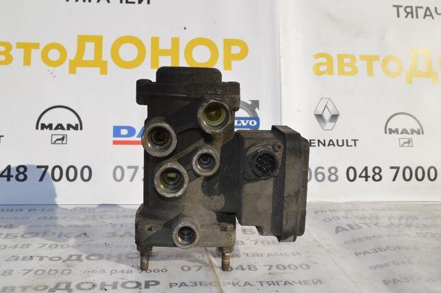 Модулятор кран управления тормозами прицепа WABCO, KNORR-BREMSE