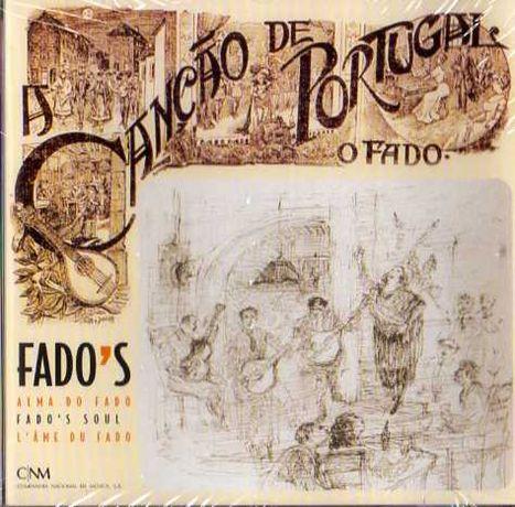 A Canção de Portugal –Alma do Fado(esgotado nas lojas). Original.
