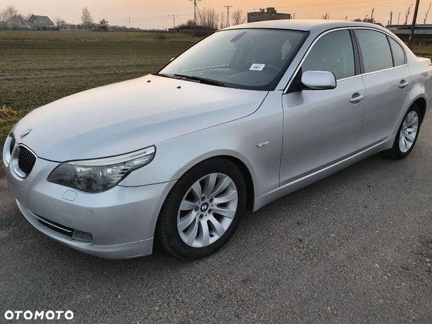 BMW Seria 5 3,0 DIESEL 235 ps AUTOMAT STAN IDEALNY nawigacja skóry serwisowany
