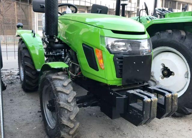 Новий мінітрактор Сінтай 244 (4х4, 3 циліндра) трактор Xingtai