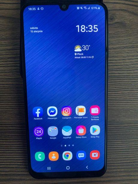 SPRZEDAM PILNIE - Samsung Galaxy A50 czarny + ETUI