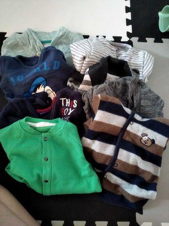 Bluzy polarki sweterki