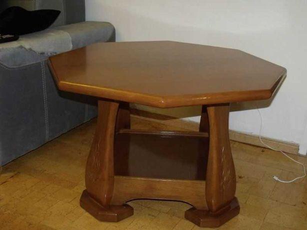 Ława stolik drewno dąb
