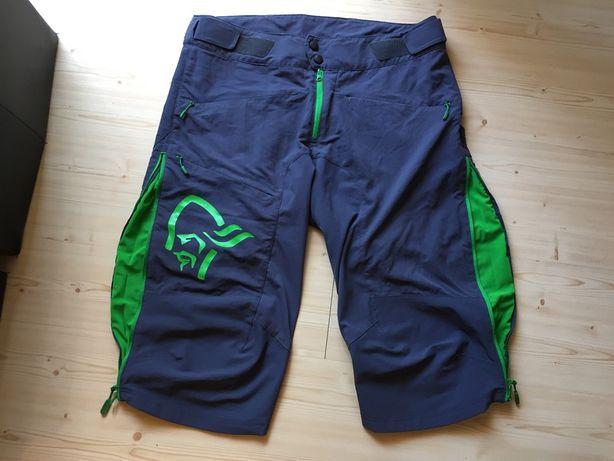 Norrona Fjora Flex1 Shorts M/L spodenki PREMIUM trekingowe rowerowe