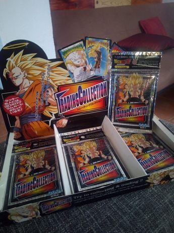 Dragon ball Z memorial photo caixa e 3 boosters