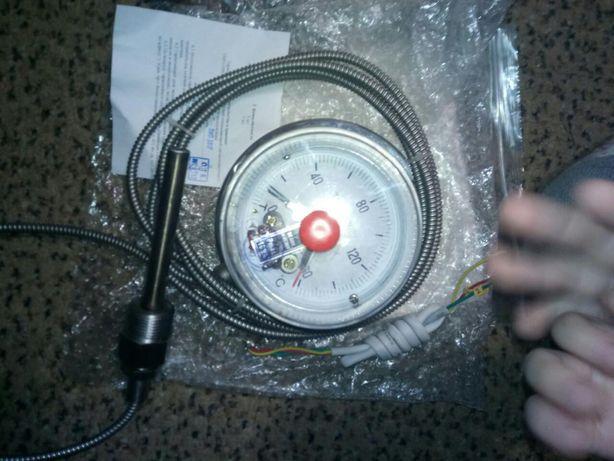 Продам термометр электроконтактный сигнализирующий ТМП-100С