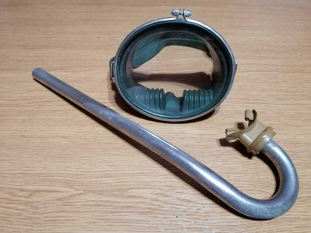 Маска для подводного плавания СССР