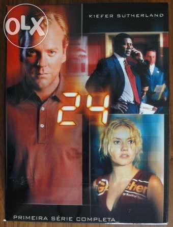 Série TV - 24 - Temporadas 1 2 3 4 5