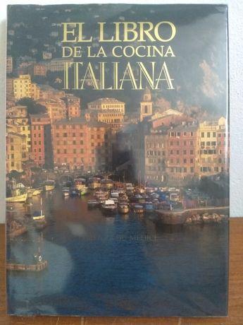 """Gastronomia, """" El libro de la Cocina Italiana"""" , Lorenza de Medici"""
