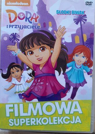 Dora i przyjaciele - film DVD