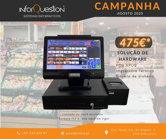 POS + Impresssora + Gaveta - 475€