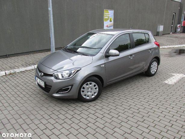 Hyundai I20 1.2 Benzyna, Klimatyzacja, Zarejestrowany, Bardzo