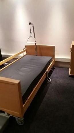 cama articulada - cama hospitalar electrica